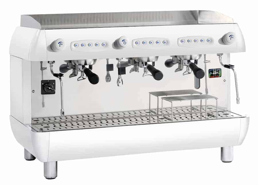 coffee machine range
