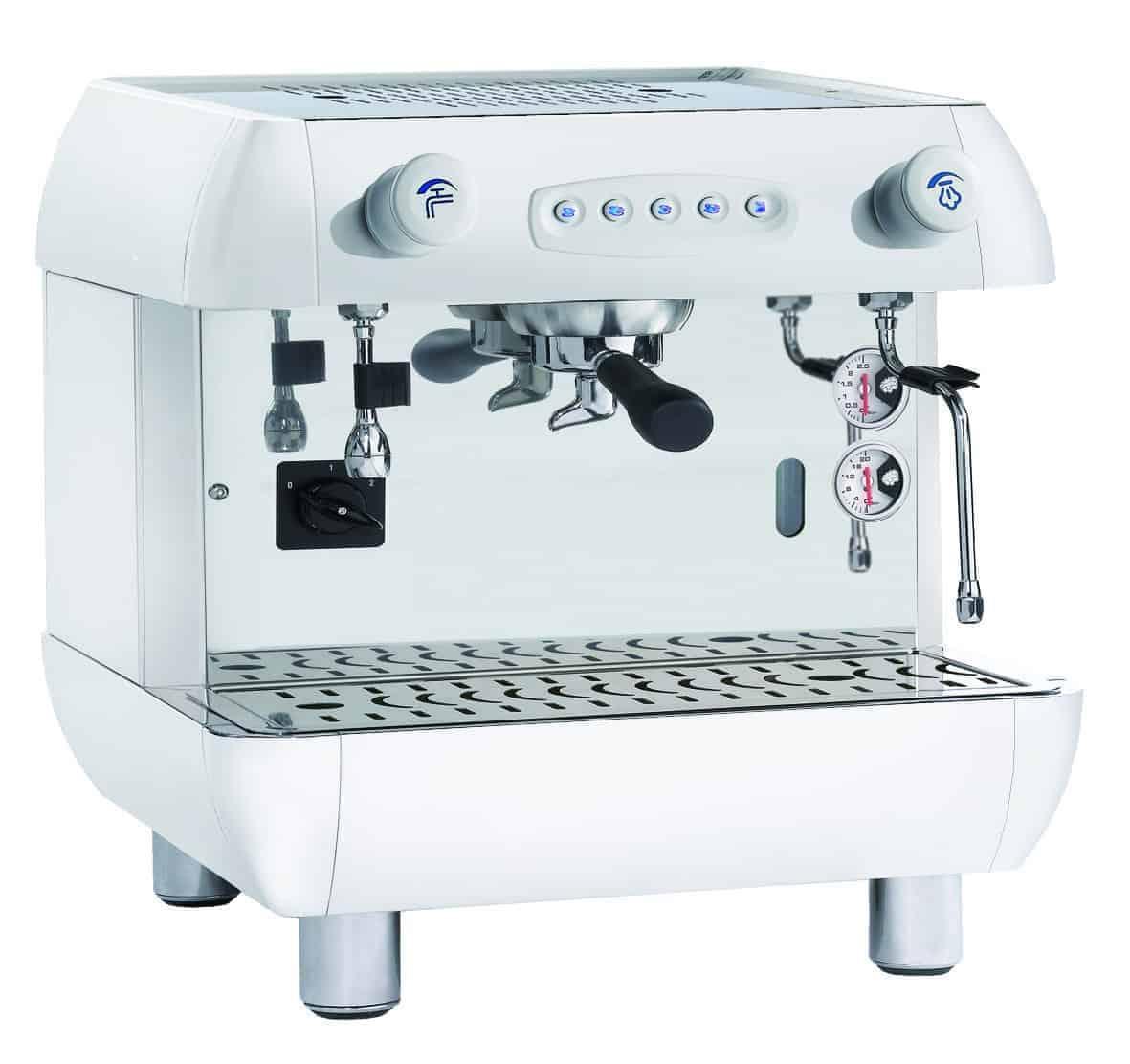 Espresso Coffee Machine Range