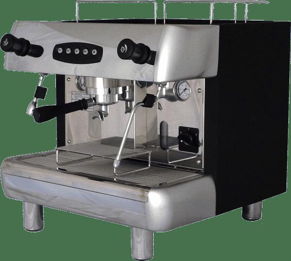 commercial manual espresso machine
