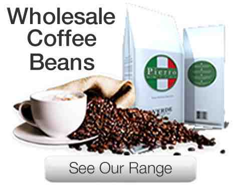 wholesale coffee bean for espresso machines