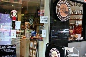 cafe coffee machine sydney