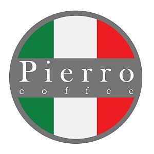 Pierro espresso coffee machine coffee beans