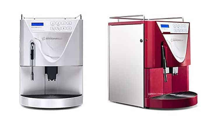nuova simonelli microbar automatic