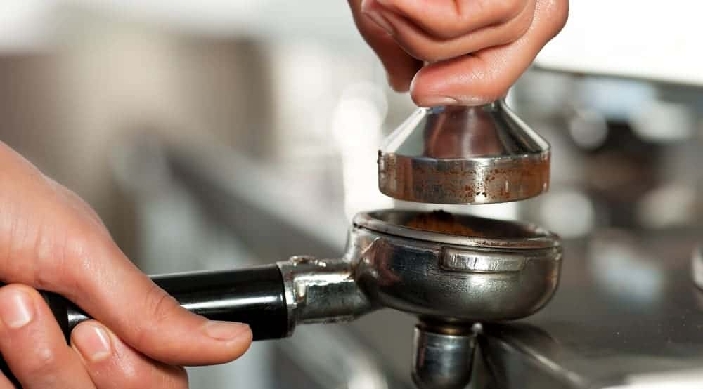 puq press espresso-tamper