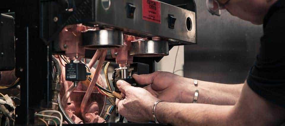 Commercial Coffee Machine Repair
