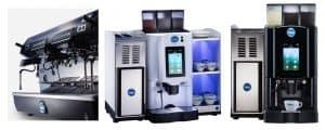 Carimali Coffee Machine Supplier