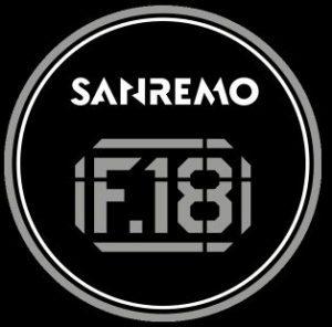 San Remo F18 coffee machine