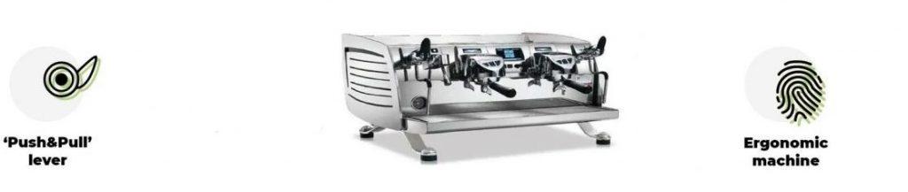 Victoria Arduino Black Eagle Coffee Machines